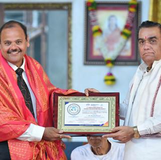 felicitation of Dr. Deepak Ranade.jpg