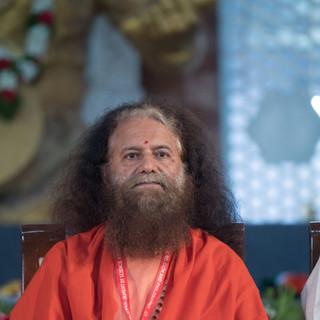 His Holiness Pujya Swami Chidanand Saras