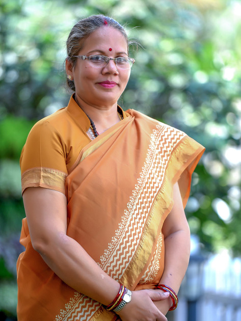 Dr. Kiranmayi Nayak