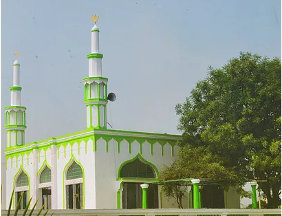 ROAD TO PEACE TO MOSQUE
