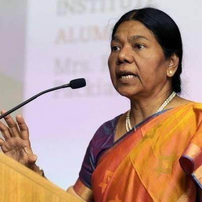 Dr. Kannegi Packianathan