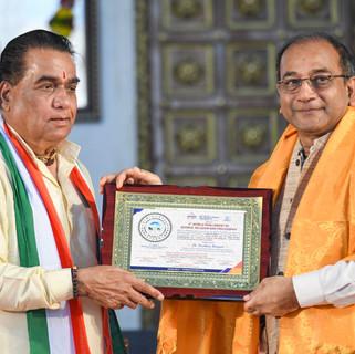 felicitation of Prof. Prabhat Ranjan.jpg
