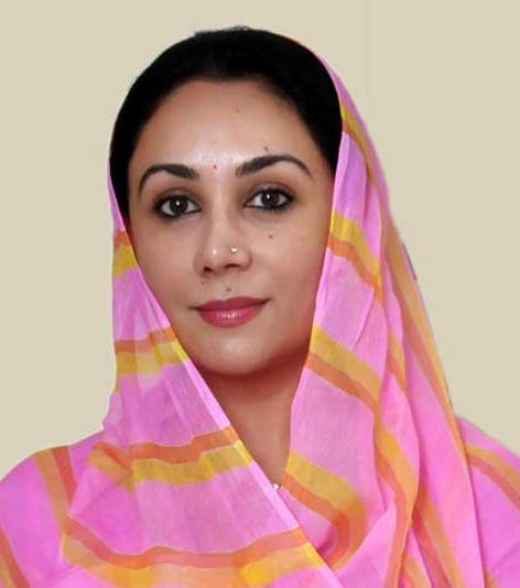 Dr. Diya Kumari