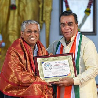 felicitation of Dr. Sanjay Dhande.jpg