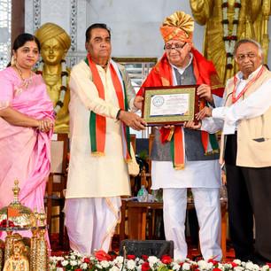 felicitation of Shri.Arif Mohammed Khan
