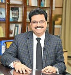 Prof. Yogesh Singh-Vice Chancellor, Delh