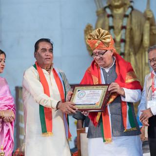felicitation of Shri.Arif Mohammed Khan.