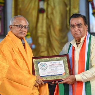 felicitation of Shekhar Chaudhuri.jpg