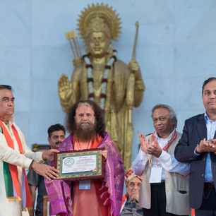 H.H.Pujya SwamiChidanand Saraswatiji Mah