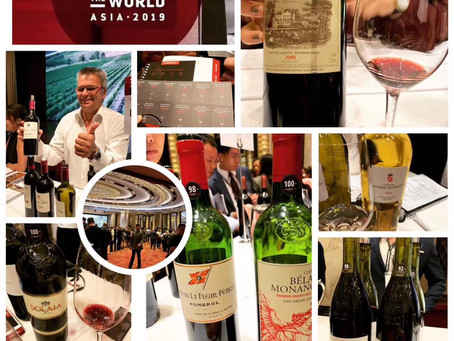 Great Wines of the World Asia 2019