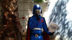 Cobra commander and my book