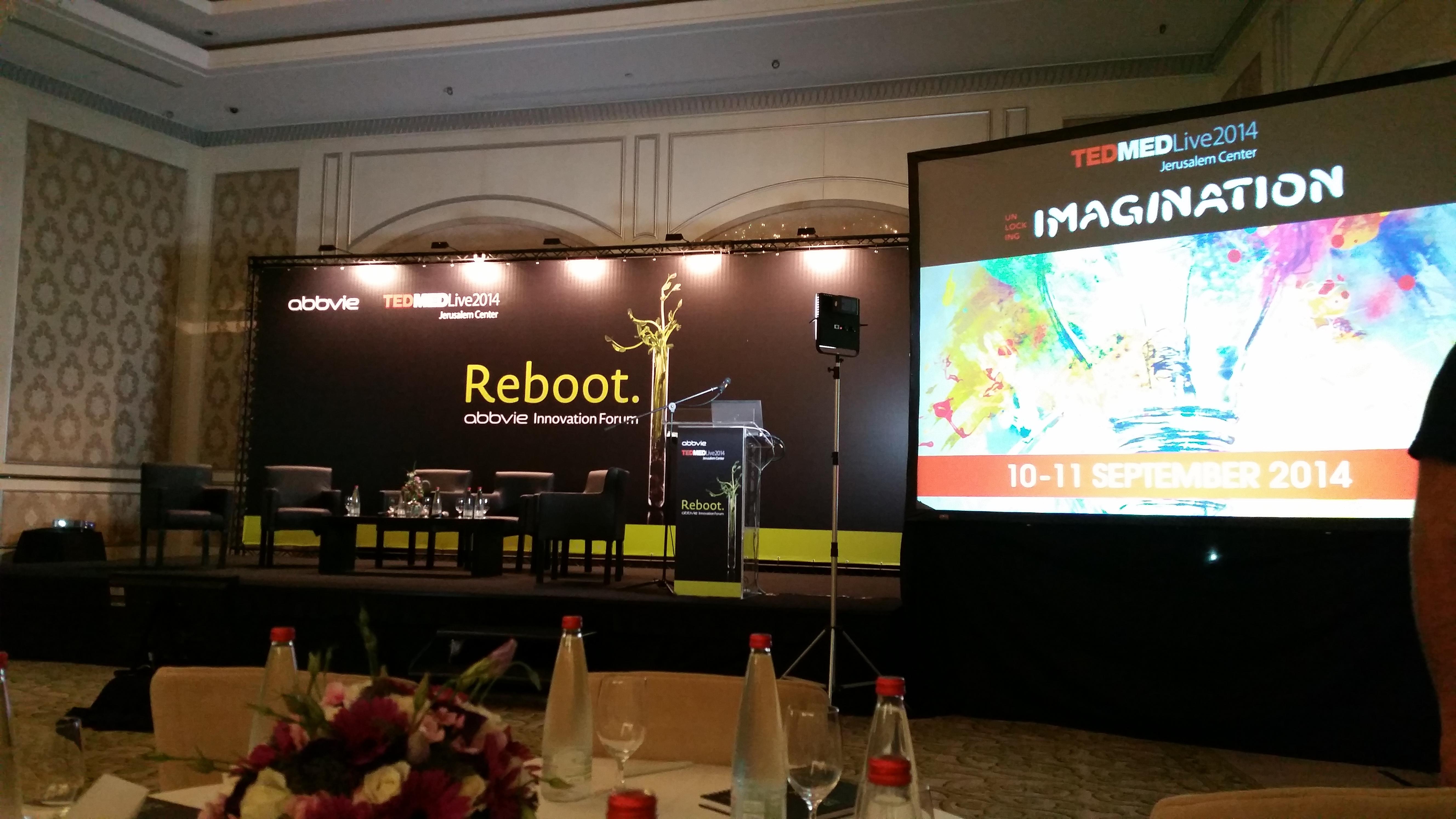 TedMed Israeli conference