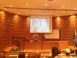 Lecture about the future of medicine