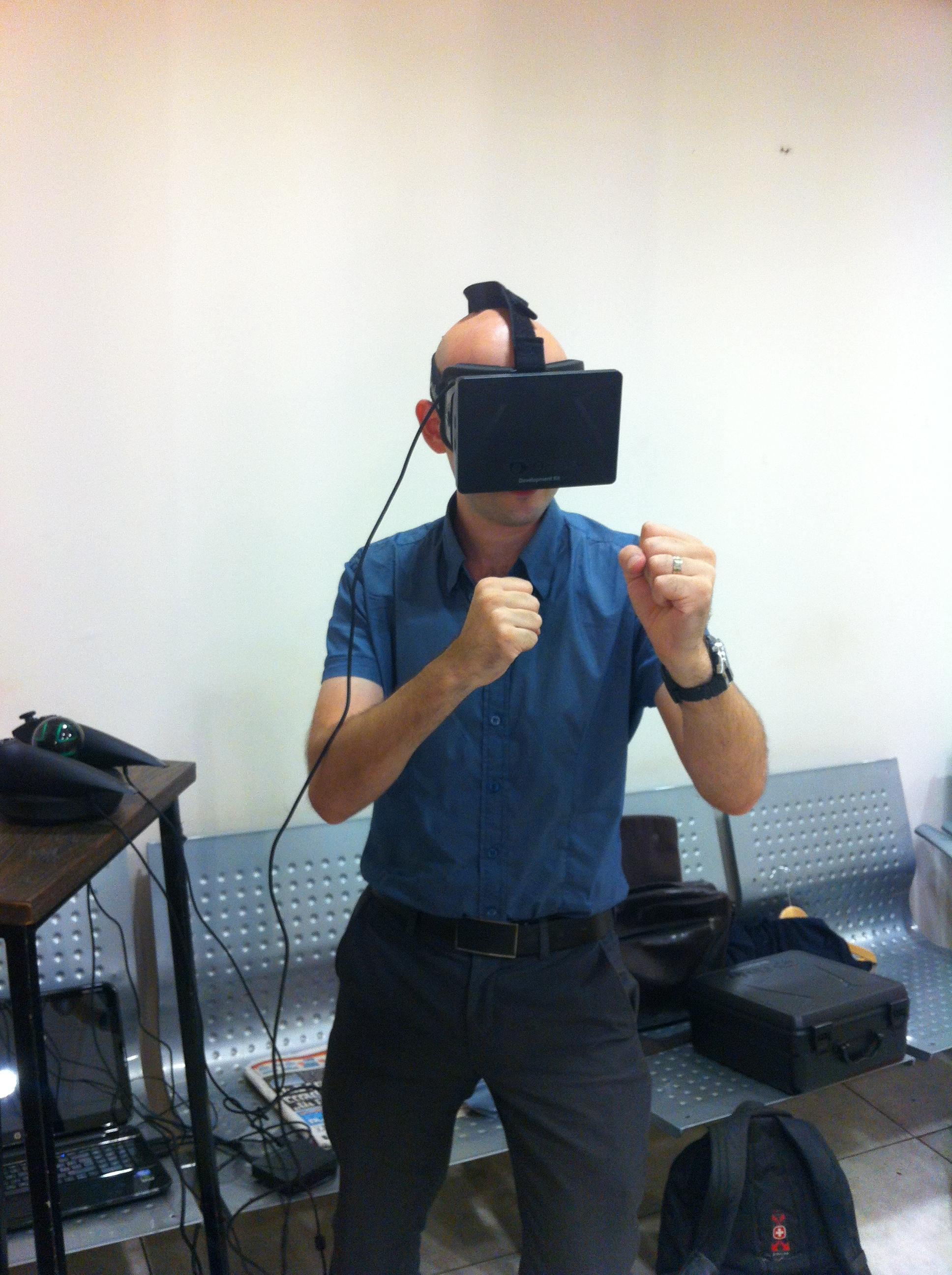 Virtual reality me