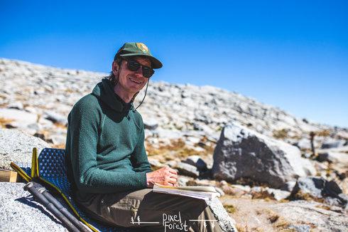 Poetry Leaving Yosemite