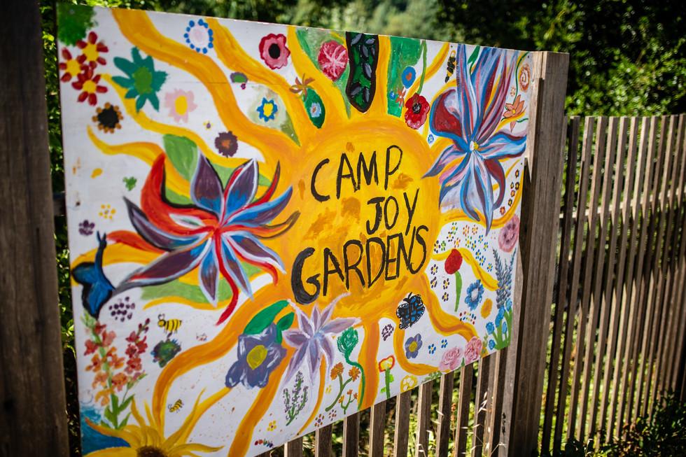 Boulder Creek, Camp Joy Gardens