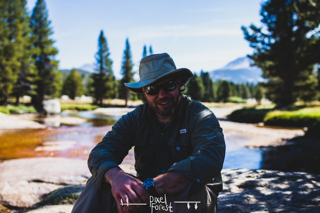 Geoff, Tuolumne Meadows