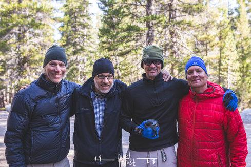 Friends, Yosemite