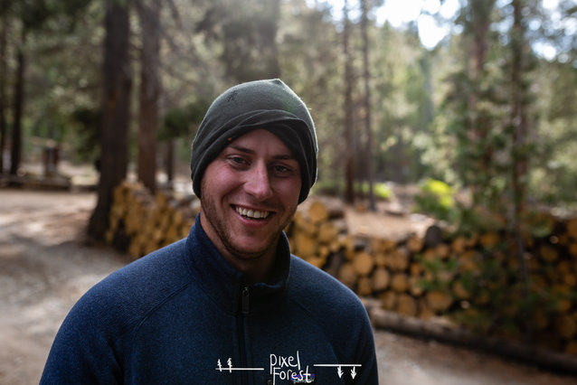Connor, JMT Thru-Hiker