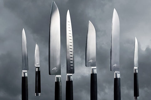 Japanese Kitchen Knives Cutlery Nice