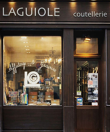 Coutellerie Laguiole Paris