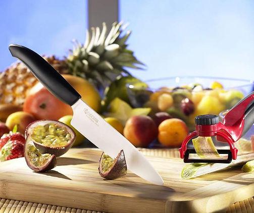Couteaux de cuisine Céramique - Kyocera - Coutellerie Laguiole Nice