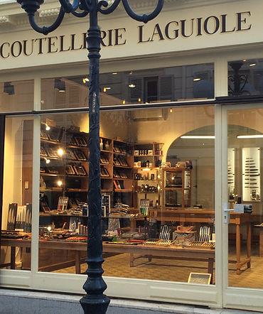 Laguiole Cutlery Store Nice