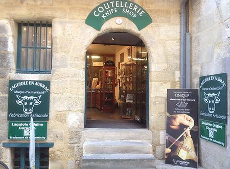 Coutellerie Laguiole Saint-Emilion