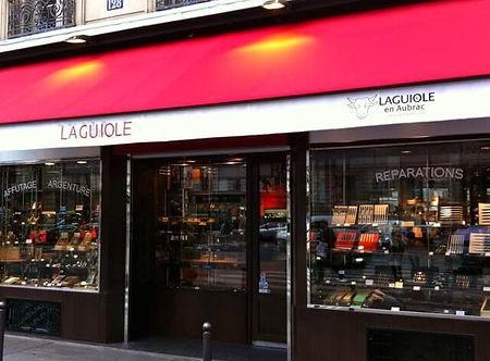 Laguiole Cutlery StoreParisSaint Lazare