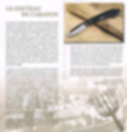 Couteau du Cabanon - Coutellerie le pointu