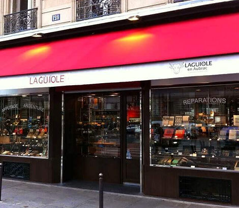 Coutellerie Laguiole Renaud Paris