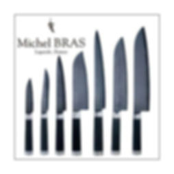 Kitchen Knives Store Paris - Japanese Kitchen Knives Kai - Michel Bras
