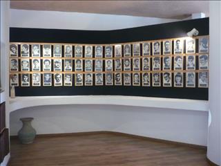 אנדרטה וחדר זיכרון לנופלים מתיכון מקיף ה