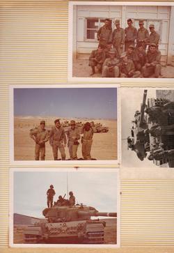 אלבום צבא סרוק 6