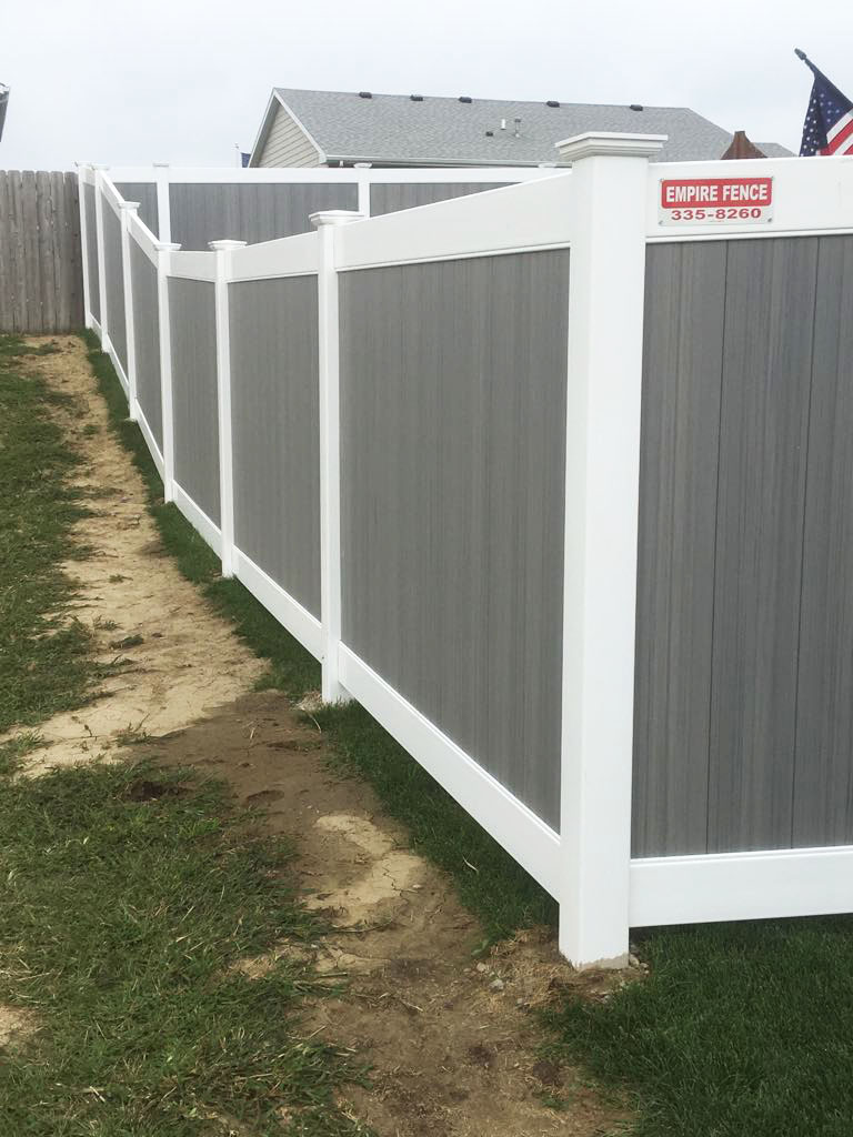 6ft Solid Privacy Vinyl