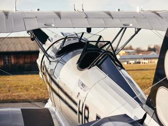 YMF-5 Dual Cockpit