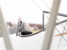 WACO YMF-5 Cockpit