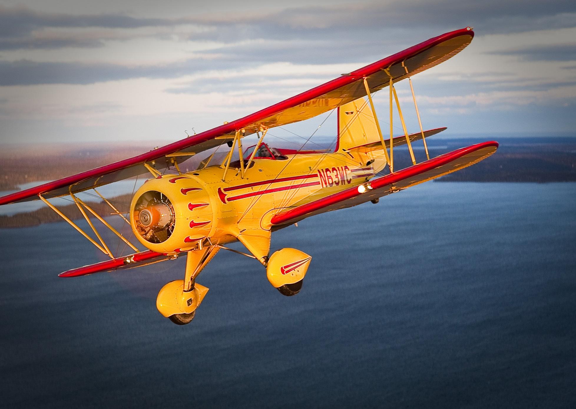 WACO YMF-5 | WACO Aircraft Corporation | United States | Aircraft