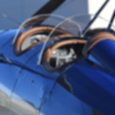 Great Lakes Biplane Dual Cockpit