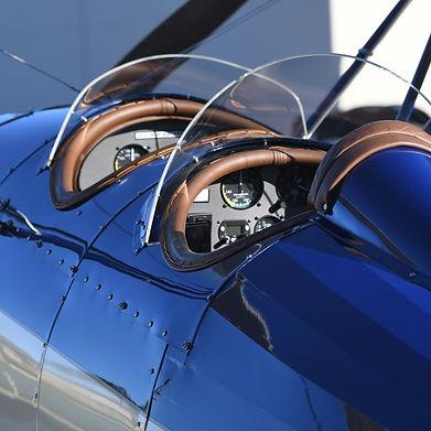 Great Lakes Biplane Dual Cockpit