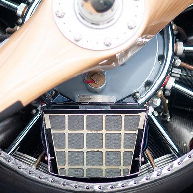 Jacobs R755 Radial Engine on Brand New WACO YMF-5.