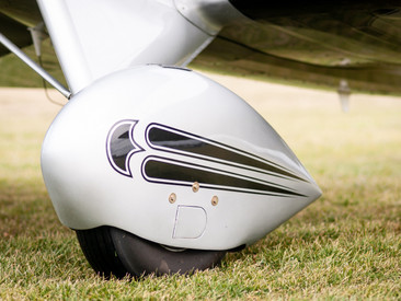WACO YMF-5 Wheelpants