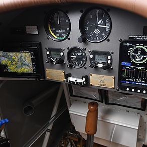 Custom Great Lakes Instrument Panel