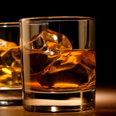 Whisky dose