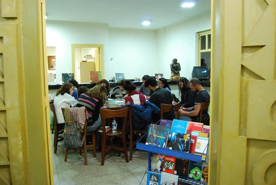 oficina de leitura e escrita