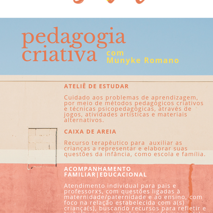 pedagogia criativa