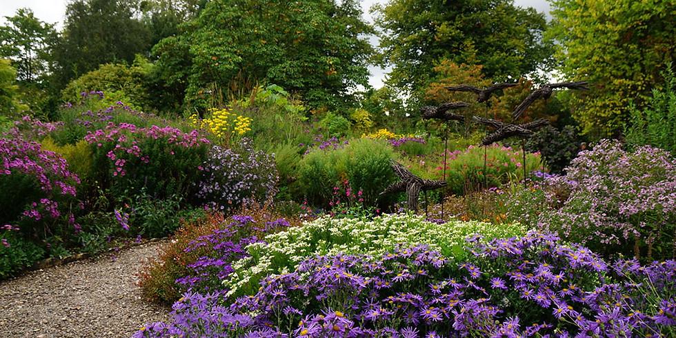 Garden Visit - Picton Gardens, Malvern