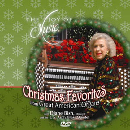 2007 C/D 2007C/D CHRISTMAS FAVORITES FROM GREAT AMERICAN ORGANS BUNDLE
