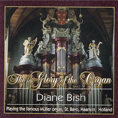 1034 CD The Glory of the Organ (St. Bavo, Haarlem, Holland)
