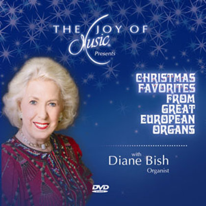 3013 C/D CHRISTMAS FROM GREAT EUROPEAN ORGANS BUNDLE